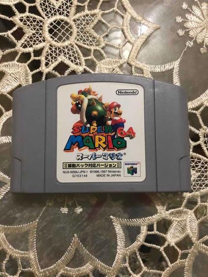 Fita Nintendo 64 - Super Mario
