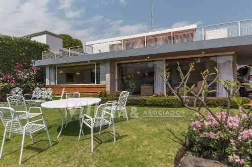 Casa En Venta Jardines Del Pedregal De San Angel