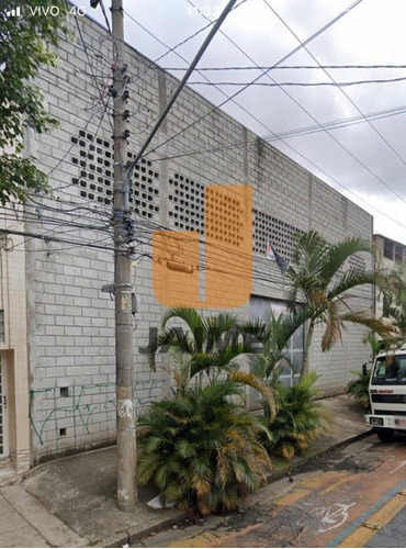 Galpão Para Locação No Bairro Barra Funda Em São Paulo - Cod: Bi3329 - Bi3329