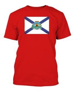 Camiseta Fortaleza Fortalezense Ceará Bandeira Capital