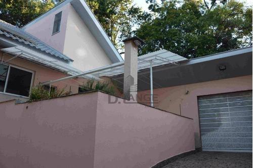 Oportunidade :casa Com 3 Dormitórios À Venda, 270 M² Por  - Parque São Quirino - Campinas/sp - Ca12675