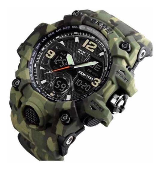Relógio Skmei 1155 A Pronta Entrega Promoção