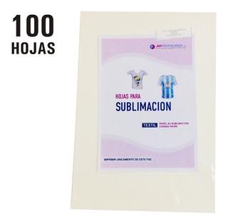 Papel Para Sublimación Textil A3 297x420mm 100 Hojas Coreano
