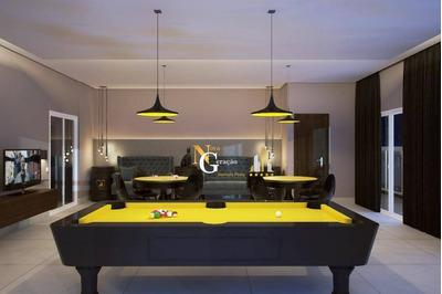 Apartamento Com 1 Dormitório À Venda, 59 M² Por R$ 46.362,60 De Entrada Parcelado Em 4 Vezes - Canto Do Forte - Praia Grande/sp. Ref: Ap1870. - Ap1870