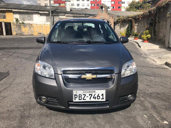 Chevrolet Aveo Emotion Gls (2013)