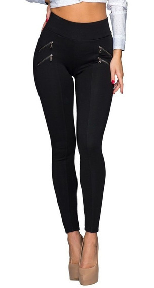 Leggings Casual Holly Land 1861 Negro - 117348