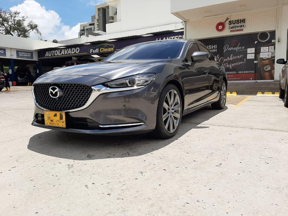 Mazda 6 Signature Turbo 2,5 Lts
