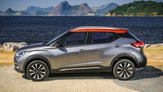 Rede Poliéster Nissan Kicks C/ Ganchos Para Porta Malas