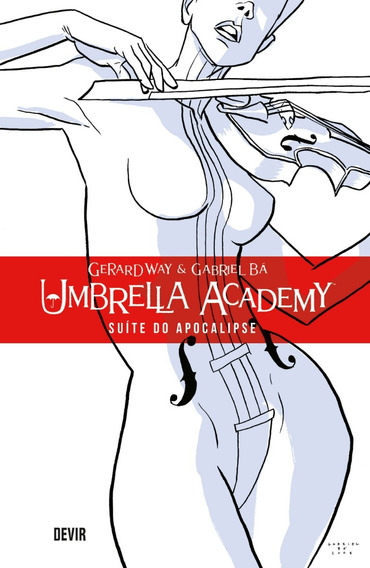 Umbrella Academy Suite Do Apocalipse - Devir - Bonellihq C19