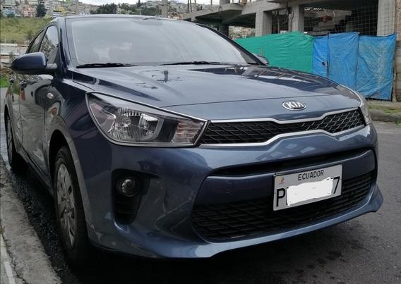 Kia Rio Kia Río 2019