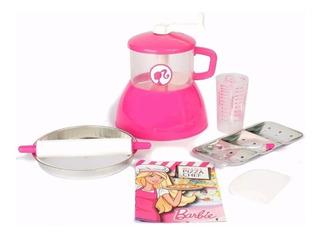 Fabrica De Pan Y Pizza Glam Barbie Original Tv Faydi Lelab