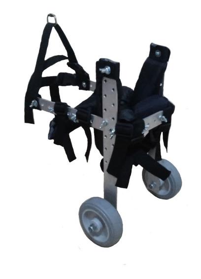 Cadeira De Rodas Para Cachorro/cães Tamanho P3 Leia Anúncio