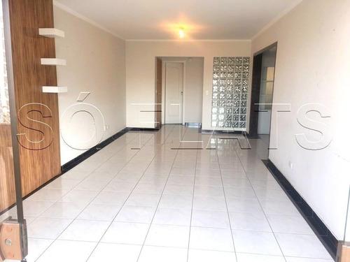 Apartamento À Venda Com 179m² Na Vila Mariana. - Sf33236
