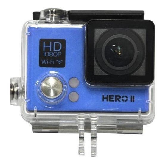 Câmera De Ação Goalpro Heroii Sport 2 1080p A Pronta Entrega