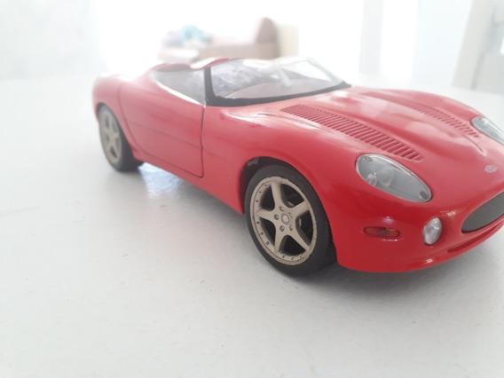 Miniatura Carrinho Coleção Jaguar Xk 180 1/24