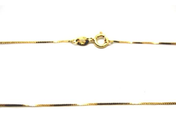 Cordão Veneziano Ouro 18k