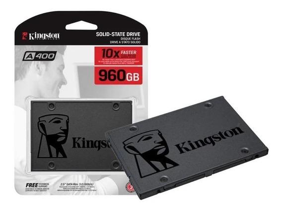 Ssd 960gb Kingston A400 2.5 Sata3 6gb/s