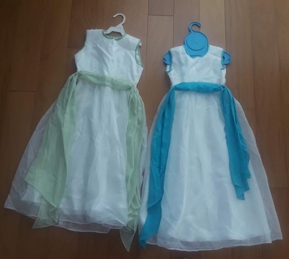 Vestido Fiesta Nena Talle 5 Y Talle 8