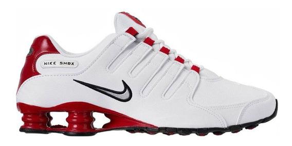 Tenis Nike Adulto Shox Nz - 378341-110