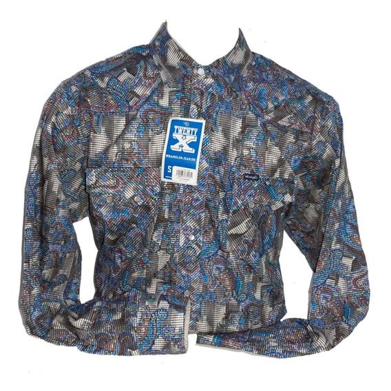 Camisa Vaquera Wrangler