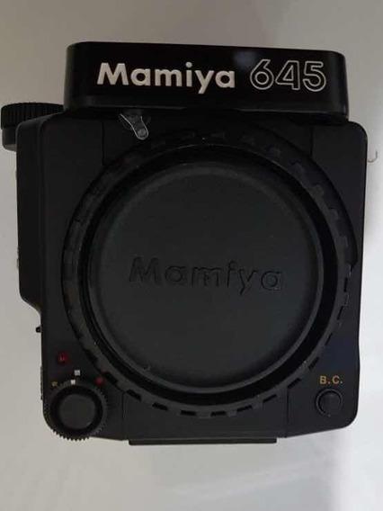 Corpo Mamiya 645 Super Para Retirada De Peças