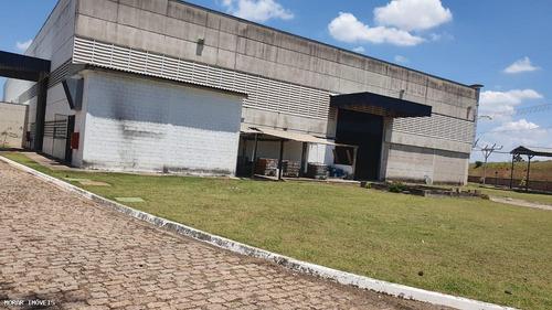 Galpão Para Venda Em Cabreúva, Jacaré - A1219_2-1108415