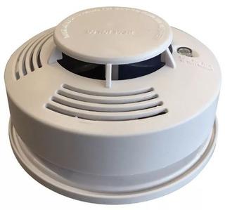Detector De Humo Alarma Zurich Sensor Humo