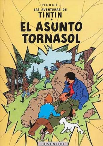 El Asunto Tornasol (r) - Tintin