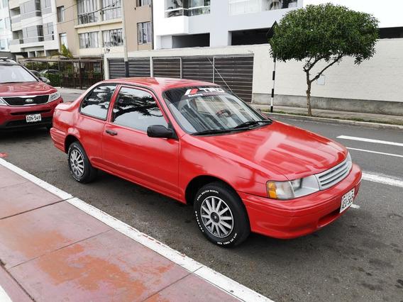 Vendo Toyota Tercel 91 Coupe Particular $ 2,750 - Miraflores