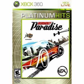 Burnout Paradise Xbox 360 Midia Digital