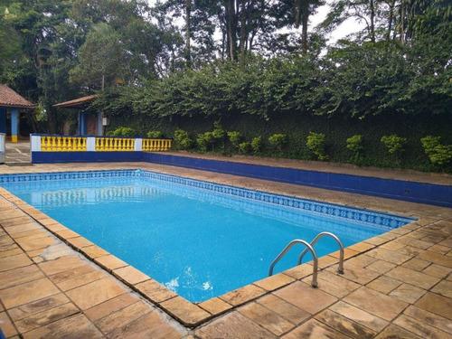 Chácara Com 3 Dormitórios À Venda, 6500 M² Por R$ 600.000,00 - Boa Vista - Santa Isabel/sp - Ch0001