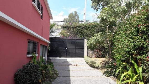 Casa Sola En Chapultepec / Cuernavaca - Iti-1484-cs
