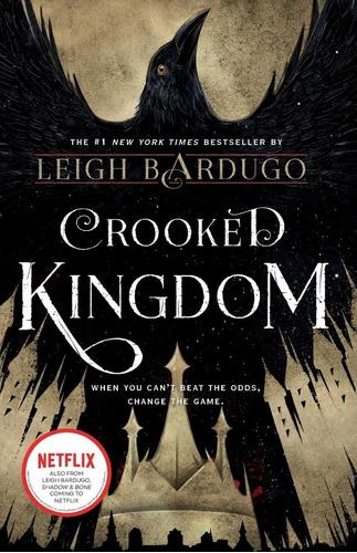 Libro Crooked Kingdom - Leigh Bardugo