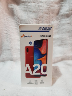 Celular Samsung A20 Nuevo
