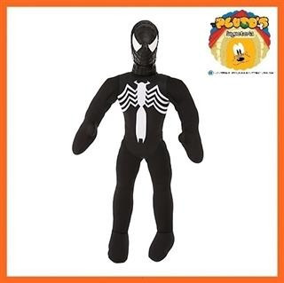 Muñeco Soft Spiderman Negro C/sonido