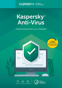 Anti Vírus Kaspersky 5 Usuários 1 Ano Pc Br Download
