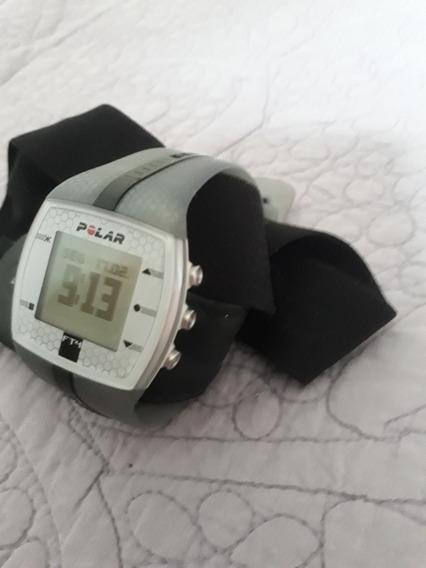 Polar Ft4 Zerinho Completo!monitor Cardiaco.