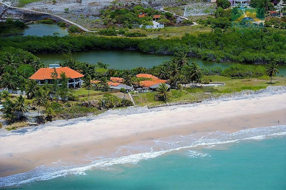 Pousada E Área Comercial À Venda - Praia De Tabatinga - Conde - Pb - Po0004
