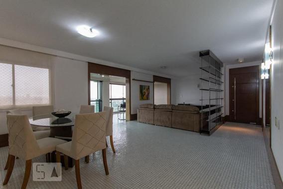 Apartamento No 17º Andar Mobiliado Com 3 Dormitórios E 3 Garagens - Id: 892958207 - 258207