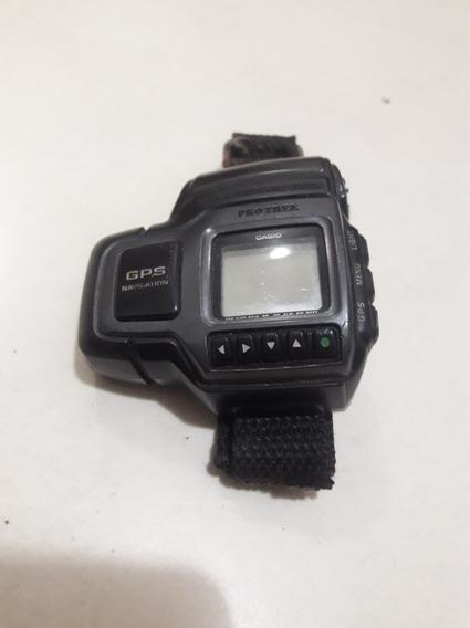 Relógio Casio Pro Trek Prt-1 Gps