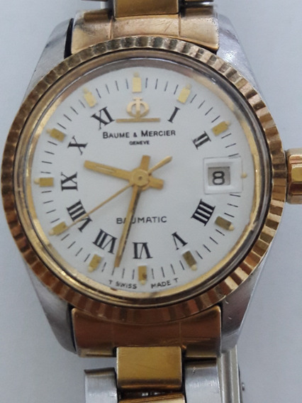 Relógio Baume & Mercier - Geneve - Feminino - Baumatic