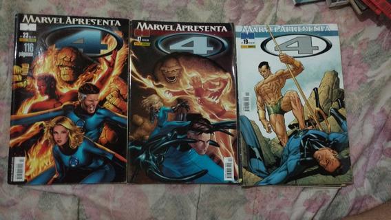 Marvel Apresenta (quarteto Fantástico)