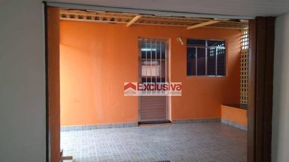 Casa Com 1 Dormitório Para Alugar, 70 M² Por R$ 900,00/mês - Vila Monte Alegre V - Paulínia/sp - Ca1549
