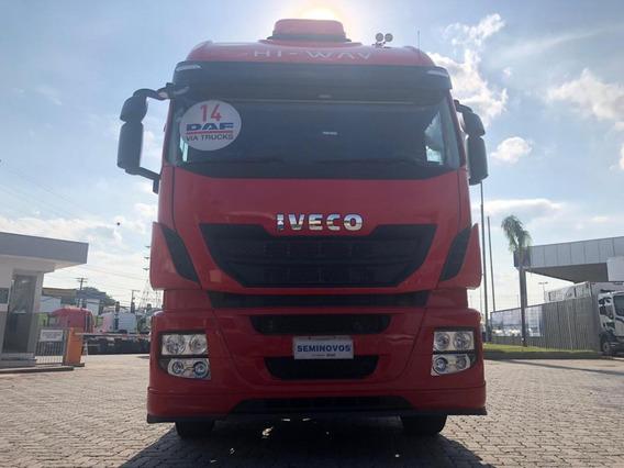 Iveco Iveco Hi-way 440 6x2 Motor Novo Stralis Hi-way 600-s4