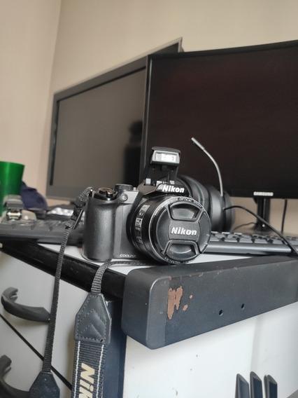 Camera Nikon Coolpix P100