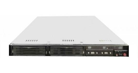 Servidor Supermicro Rack 1u Xeon 8gb Hd 1tb
