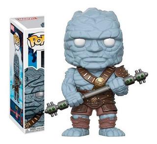 Funko Pop Figura Korg 269 Marvel Thor Ragnarok