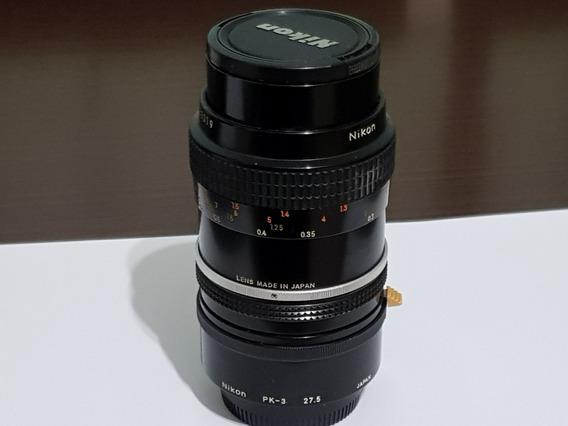 Lente Micro-nikkor 55mm 1ç35 883019