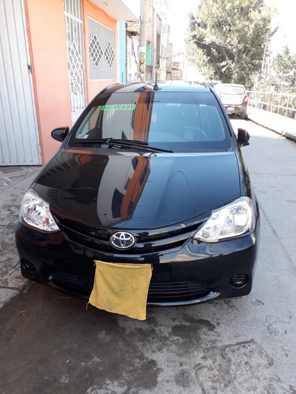 Toyota Etios 2018 Modelo 2019