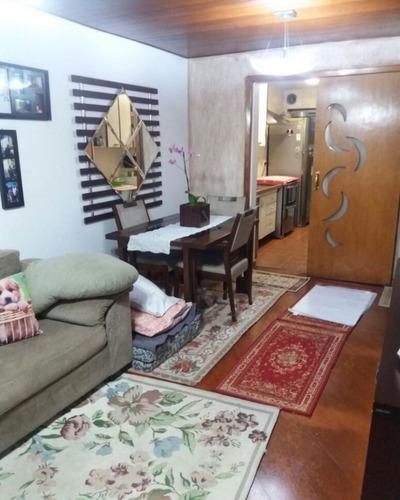 Casa Térrea 3 Dormitórios 100 M² 2 Vg Condomínio - 983-cadg - 67749810